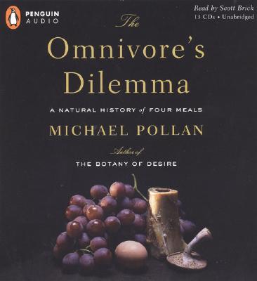 [CD] The Omnivore's Dilemma By Pollan, Michael/ Brick, Scott (NRT)